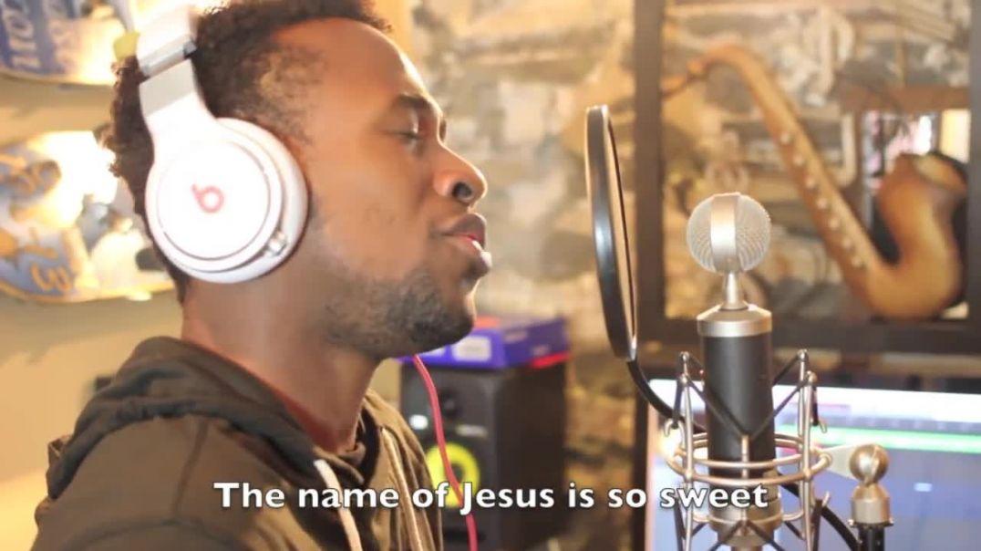 Le Nom De Jésus (Cover)  The Name Of Jesus  by Sebastien Pierre