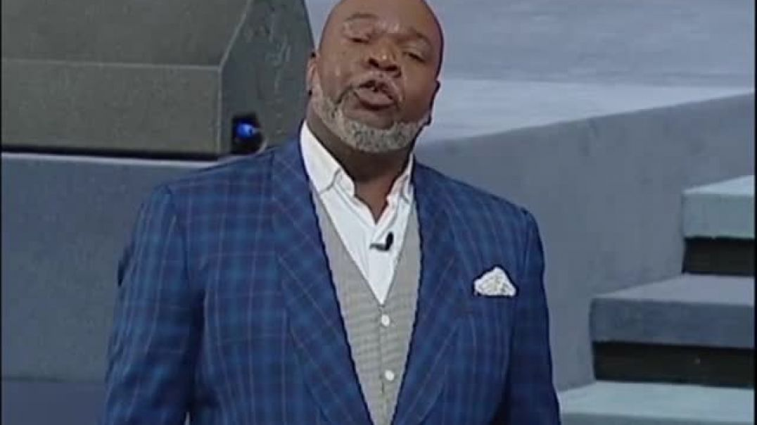 TD Jakes — Cheering You On