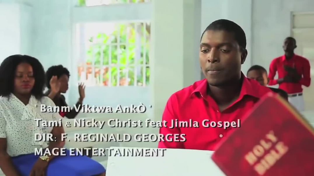 Banm Viktwa Ankò   Tami & Nicky Christ feat Jimla Gospel