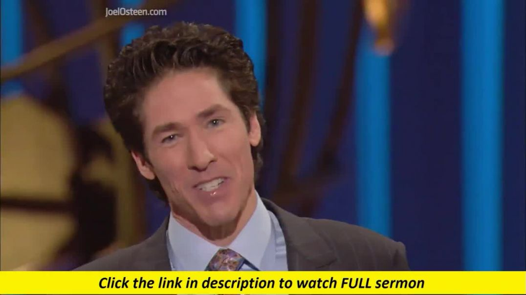 Joel Osteen — Covered By Mercy