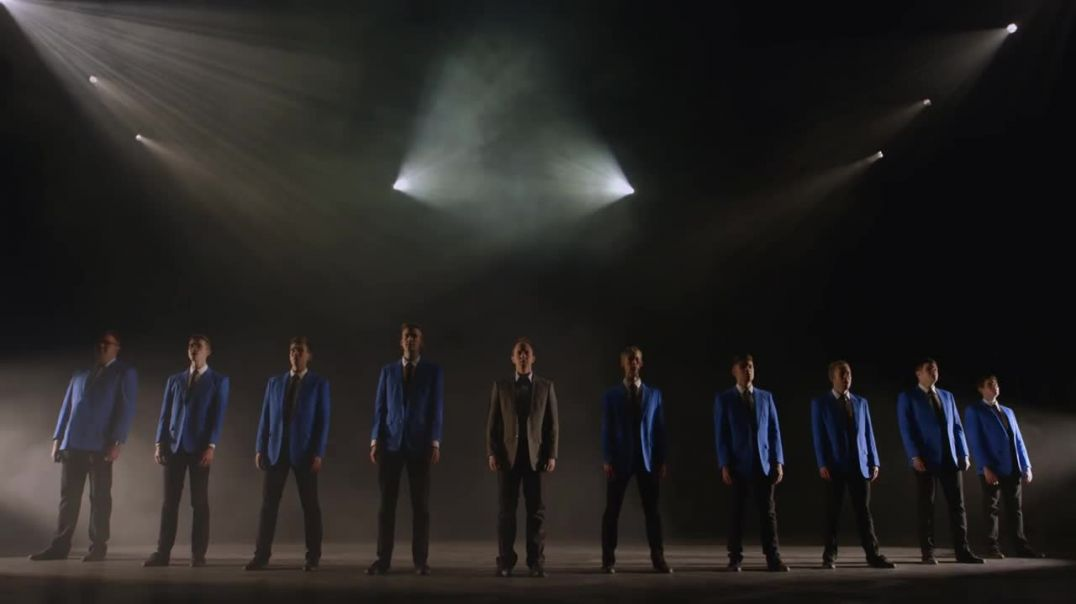 Nearer, My God, to Thee  BYU Vocal Point ft. BYU Men & Chorus