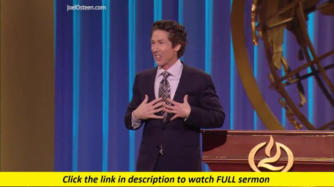 Joel Osteen — Are You Listening?
