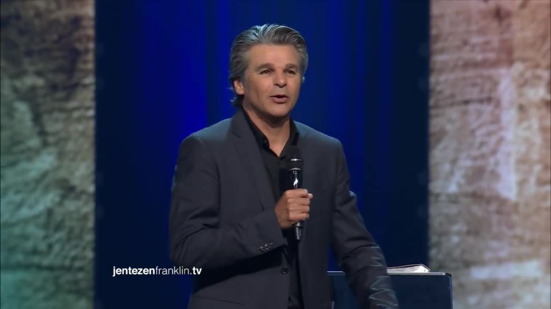 Jentezen Franklin | God's Hand On Our House