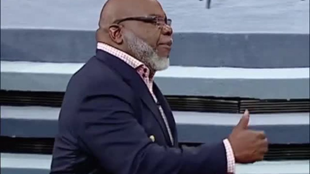 TD Jakes — Faith Is A Perspective