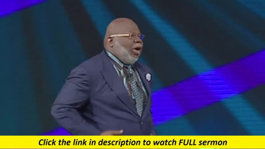 TD Jakes — Ground Level Zero