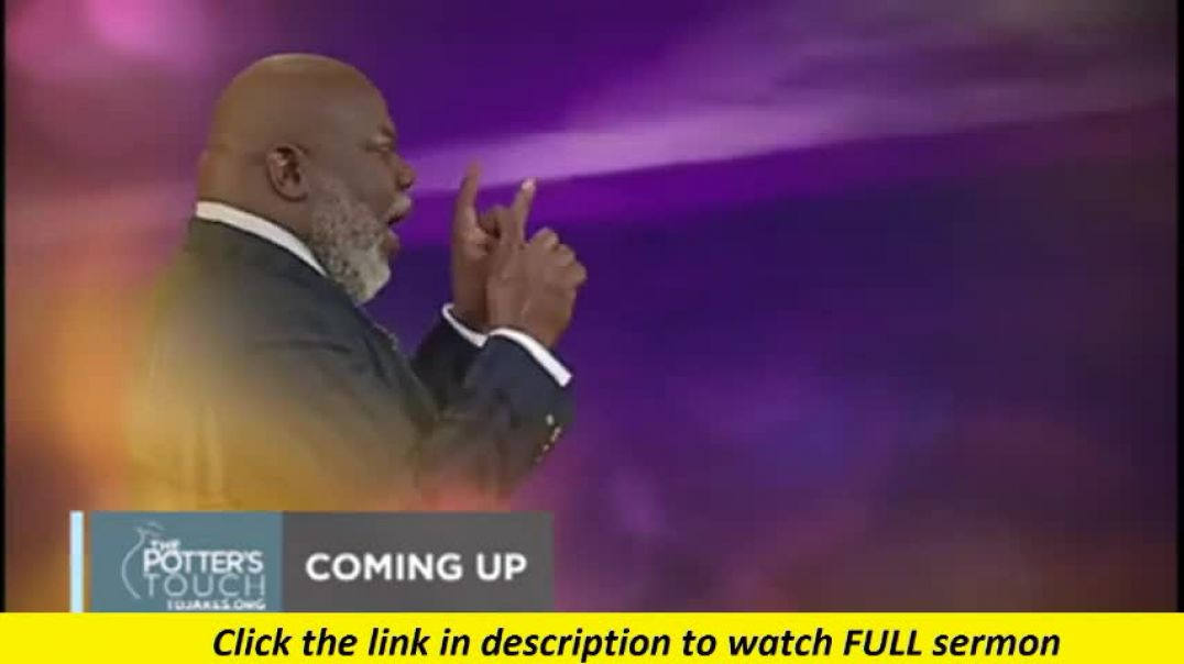 TD Jakes — Eagles Make Love in the Air