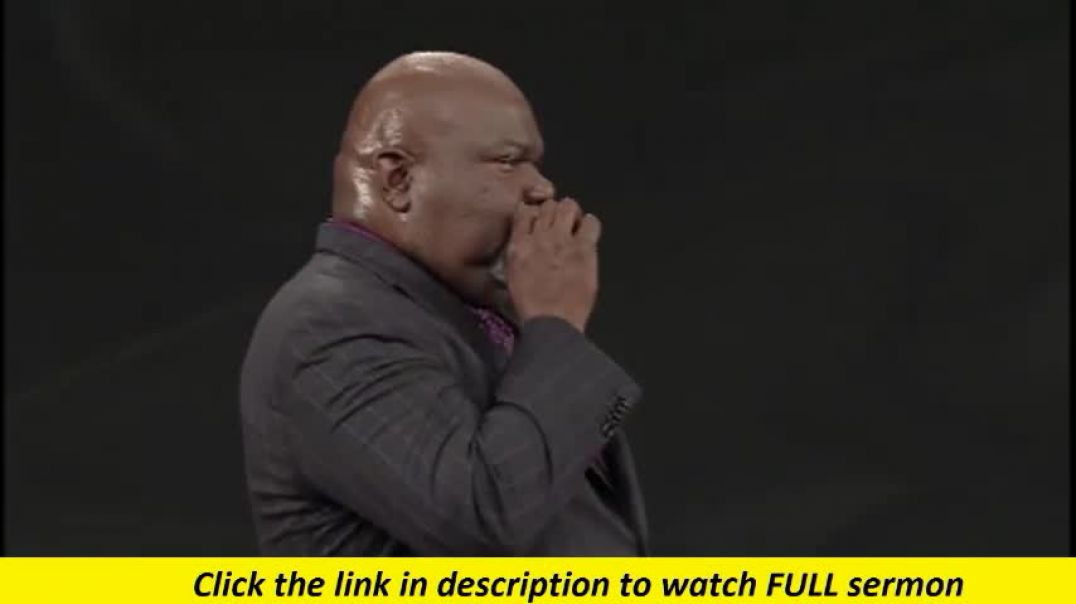 TD Jakes — Coming Into Your Calling