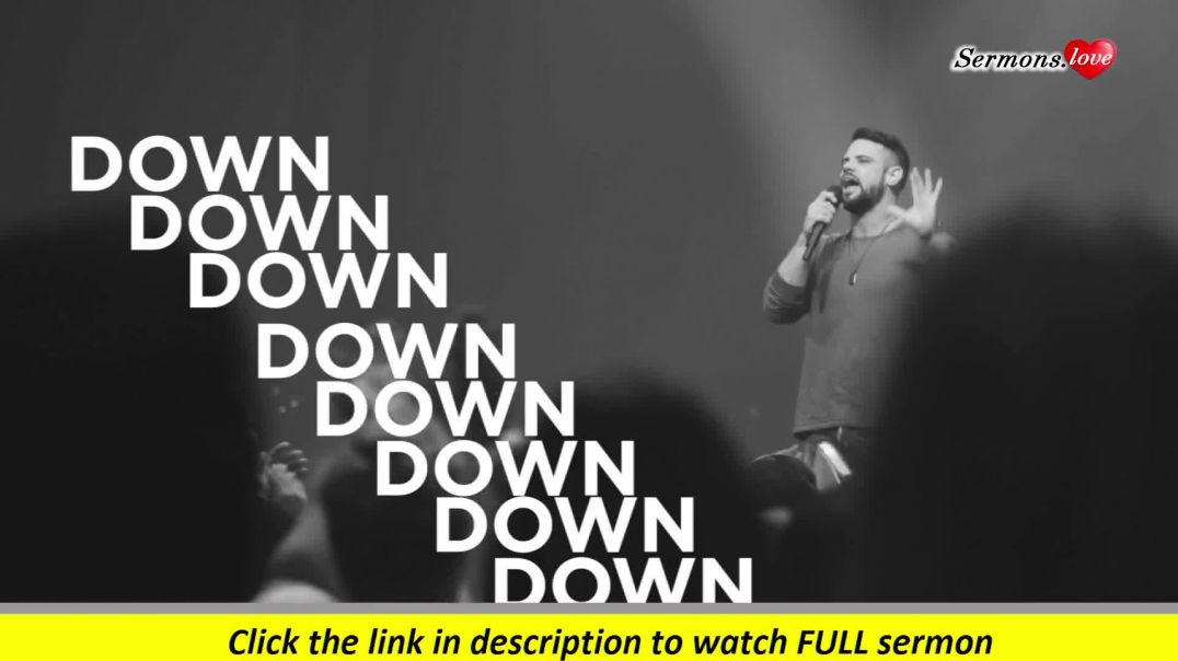Steven Furtick — At the Cross