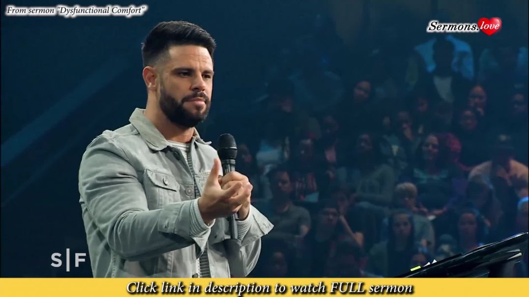 Steven Furtick — The Greatest Enemy of Faith