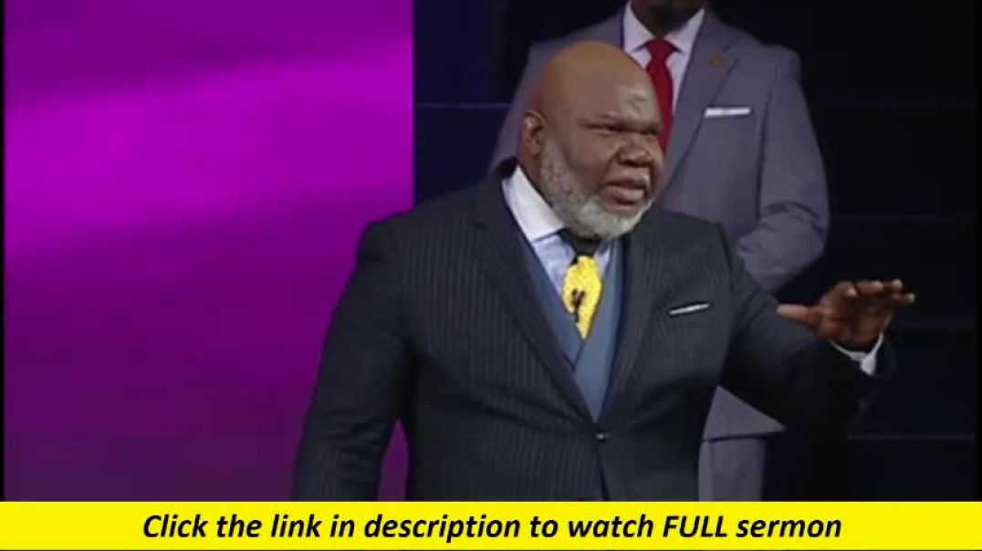 TD Jakes — From Graves to Grace