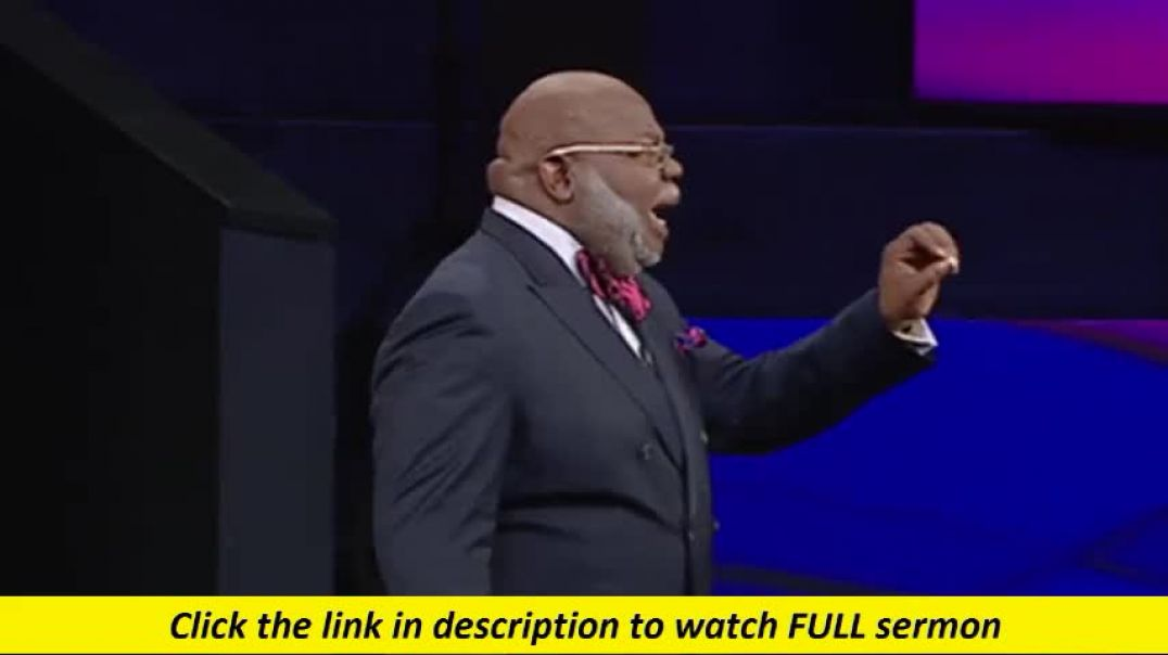 TD Jakes — Grace to be Grounded