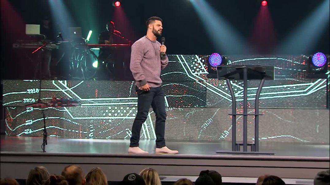Pastor Steven Furtick  - We're not going to feel better until…