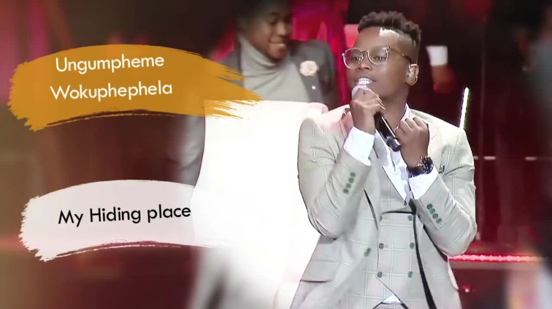 ENGLISH - Spirit Of Praise 7 feat. Ayanda Ntanzi - Nasempini (Lyrical)