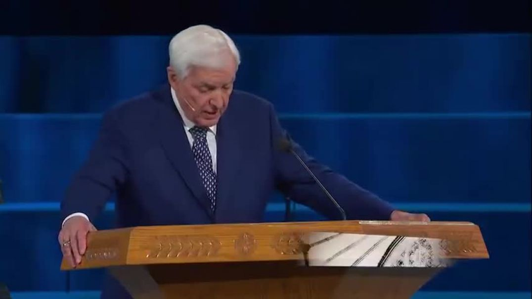 Dr. David Jeremiah - Knowing a Loving God