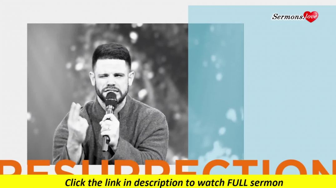 Steven Furtick — Another Door is Open!