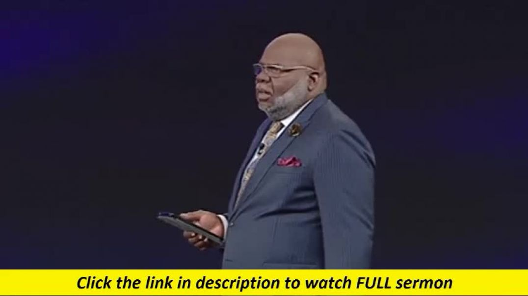 TD Jakes — Grounded in Family