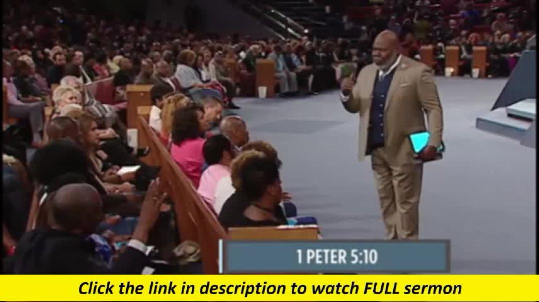 TD Jakes — Hatching Greatness