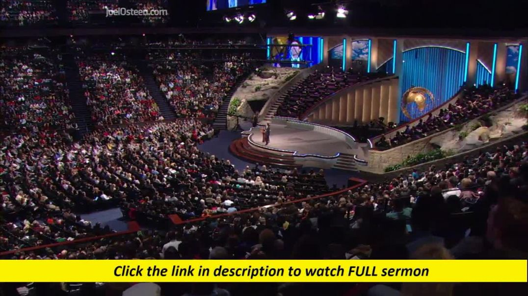 Joel Osteen — One More Time