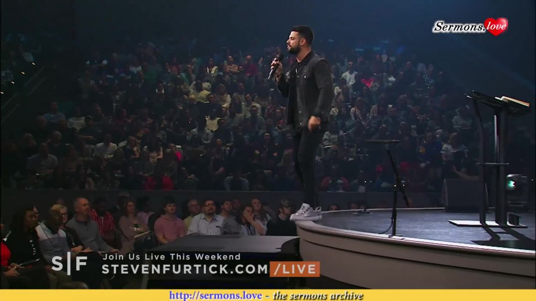 Steven Furtick — There's A Catch