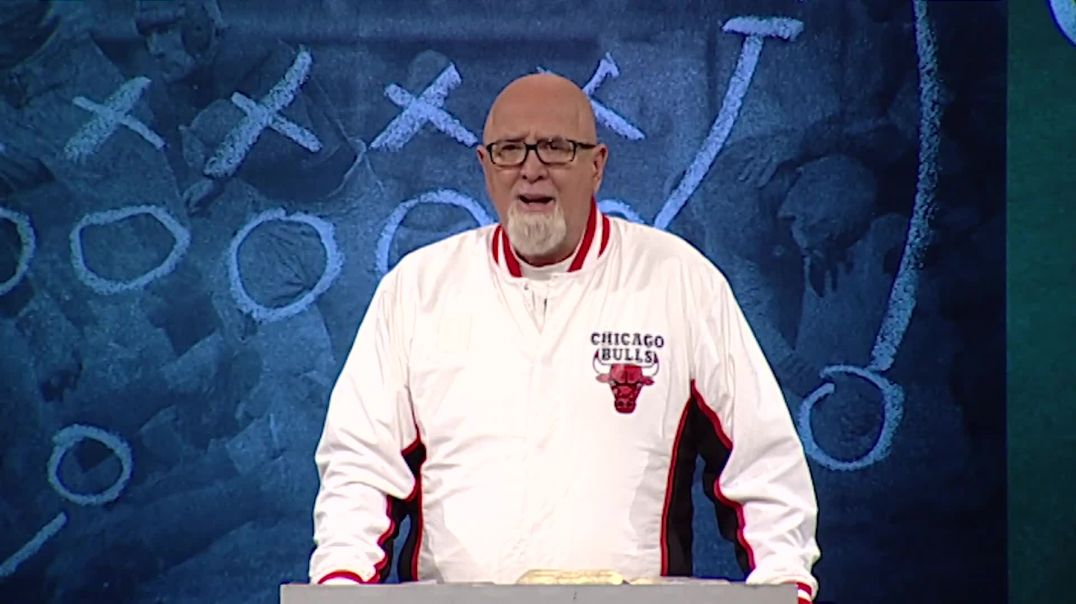 God You Need To Do ___  Pastor James MacDonald