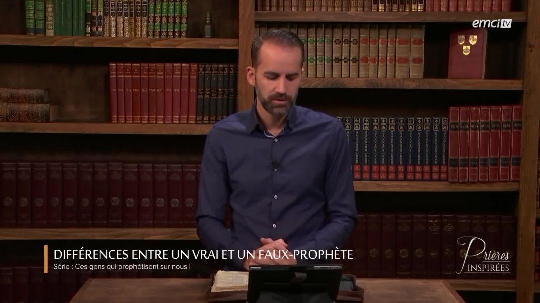 Différences entre un vrai et un faux-prophète