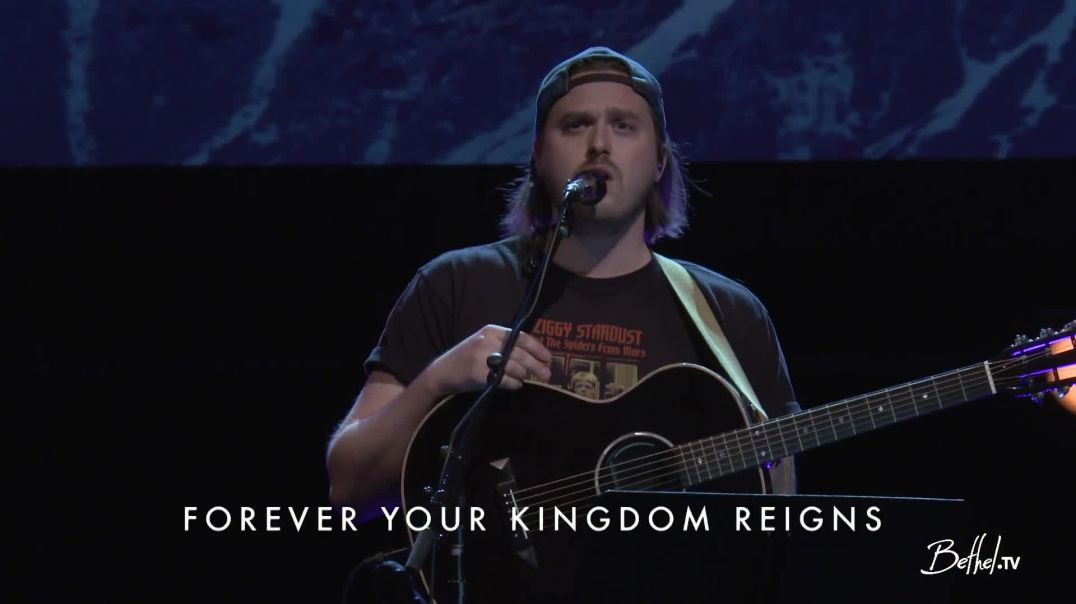 Our God Reigns + Spontaneous - Hunter Thompson  Bethel Music Worship