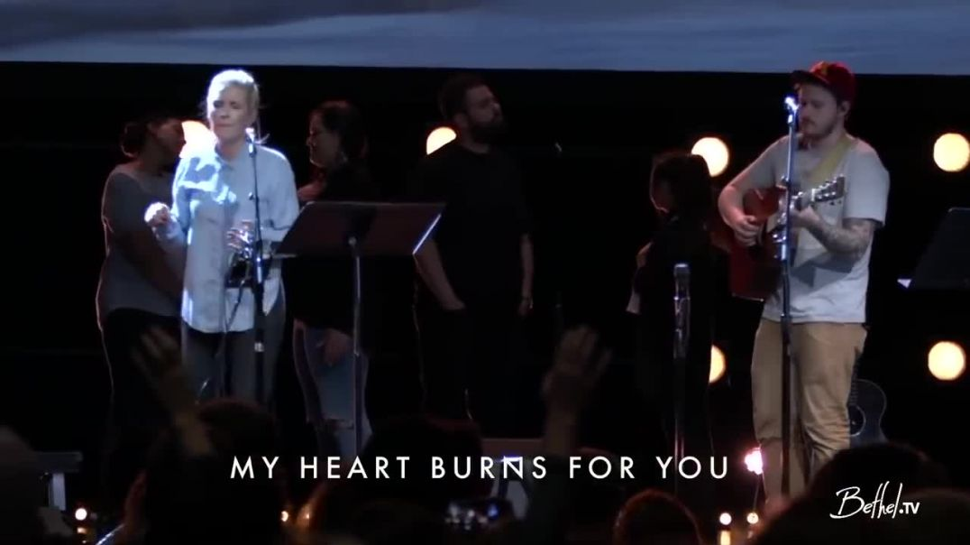 My Heart Burns For You - Jenn Johnson | Hunter Thompson
