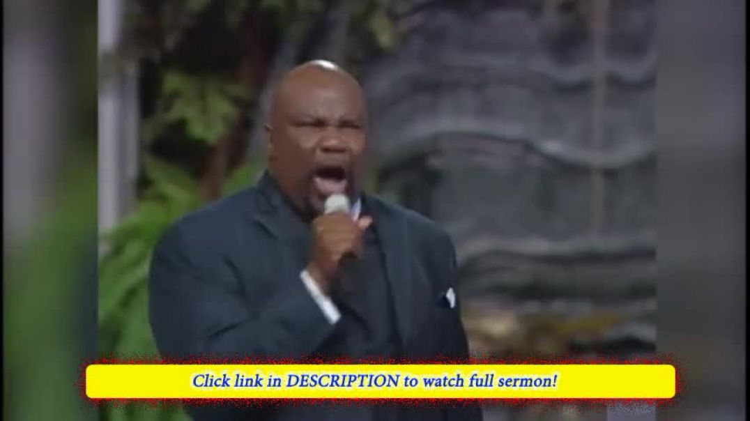 TD Jakes - The Danger of Doing Right for the Wrong Reason
