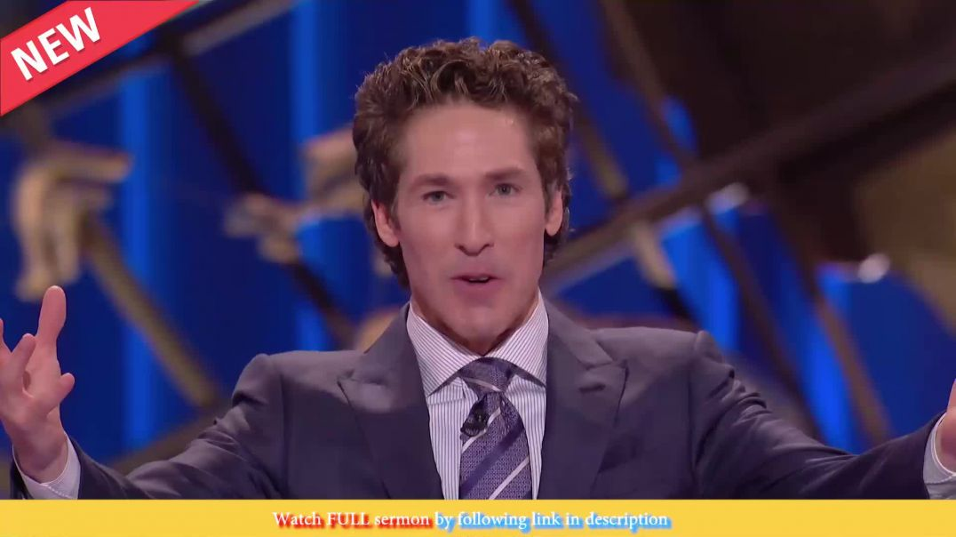 Joel Osteen - Pruned for Promotion