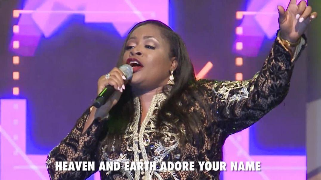 SING HALLELUJAH   SINACH