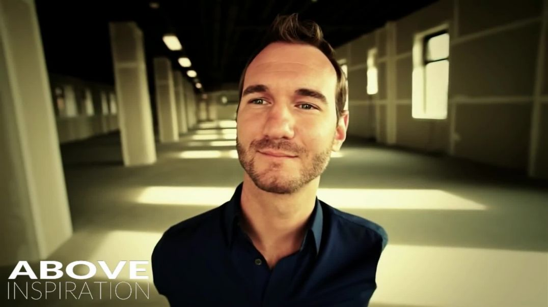 With God You Are Limitless - Nick Vujicic Inspirational & Motivational Video
