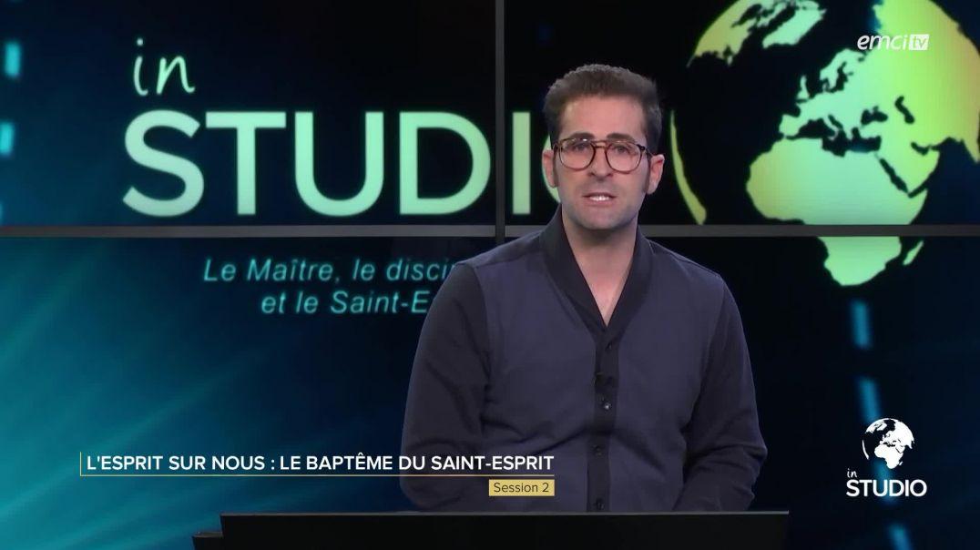 L'Esprit sur nous : le baptême du Saint-Esprit