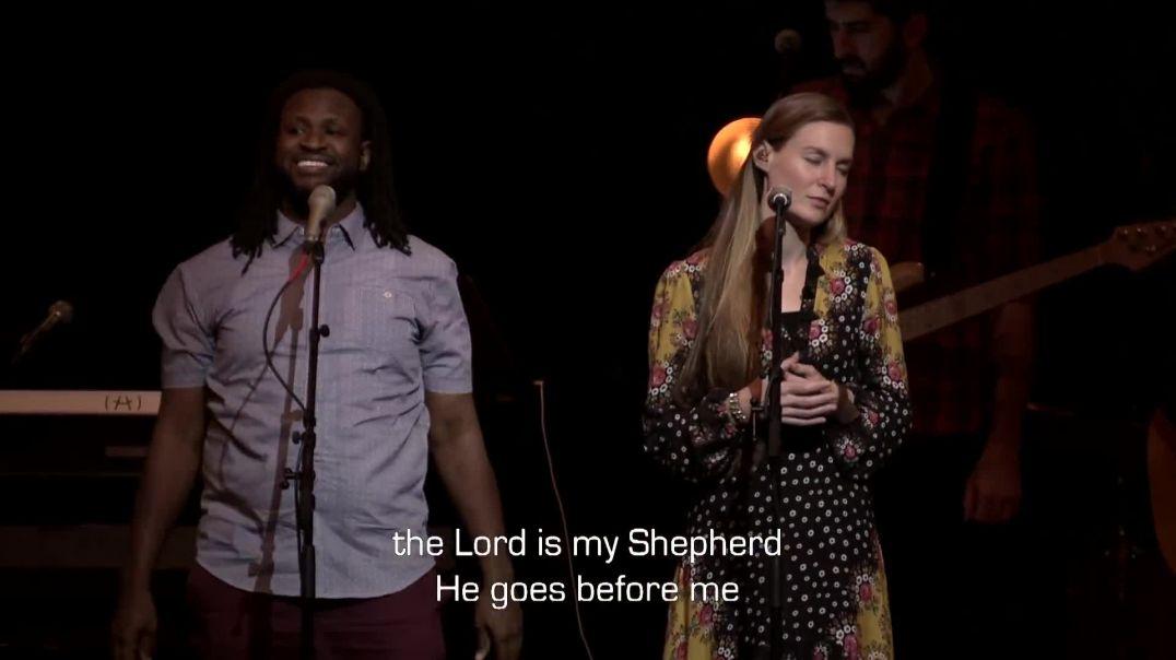 Psalm 23 (I Am Not Alone)  ft Josh Sherman