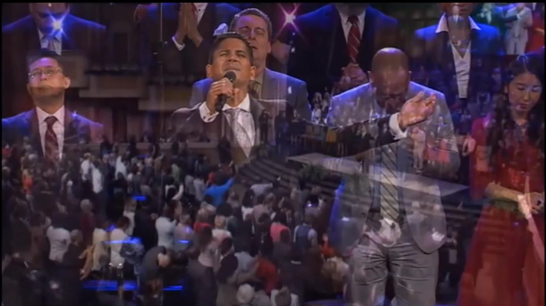 AMAZED  sung by the Brooklyn Tabernacle Choir