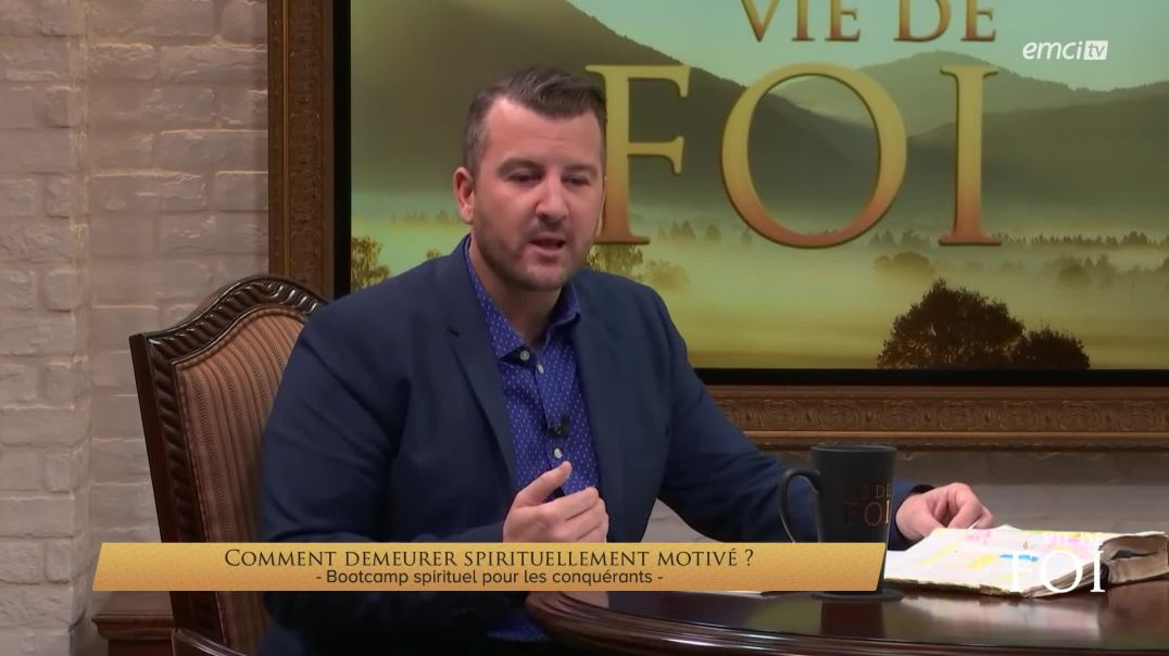 Comment demeurer spirituellement motivé ?