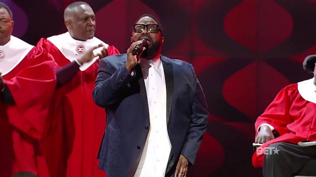 Hezekiah Walker and the Choir Let Jesus Work it Out