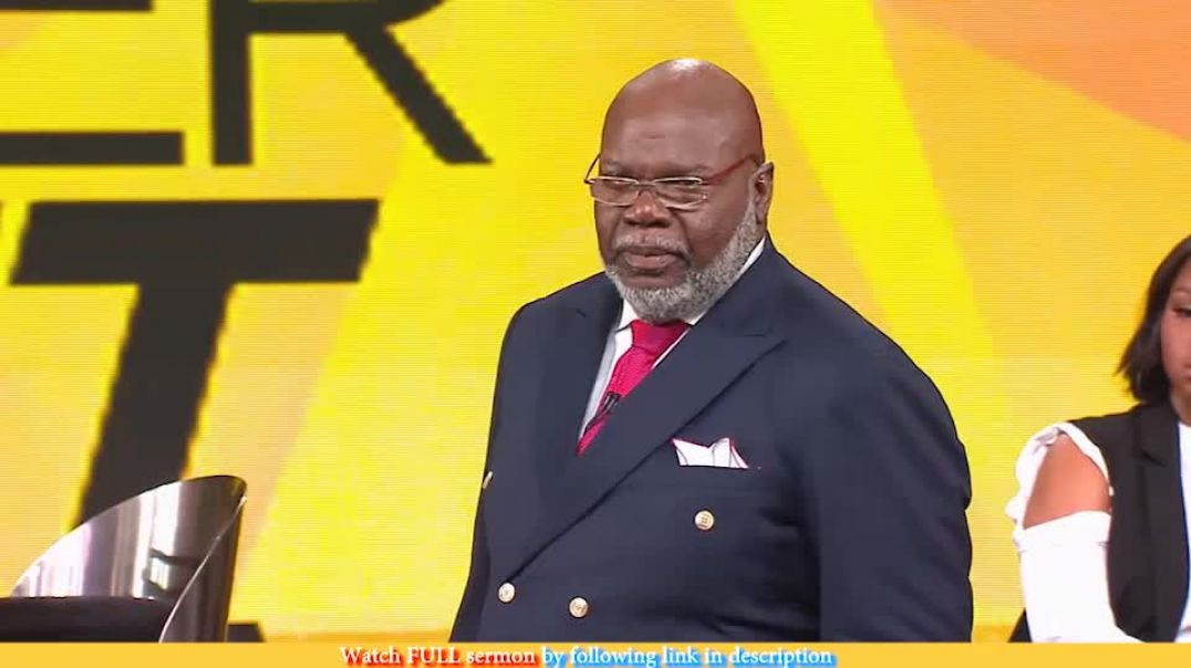 TD Jakes — Don't Break the Bank