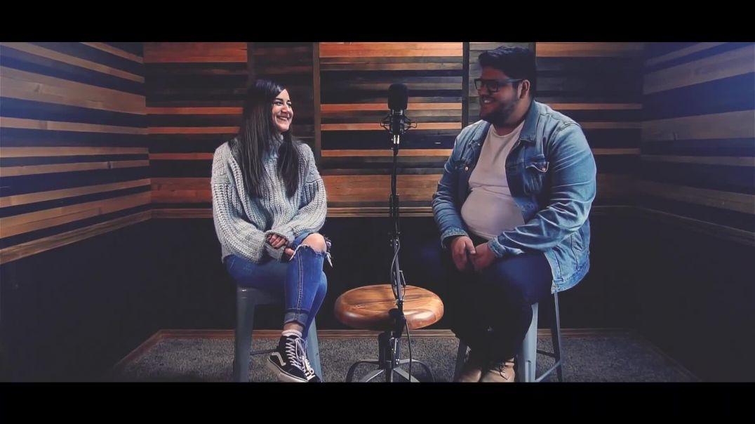 Eric Bustamante ft. Sara Escobar (Levanto un Aleluya )