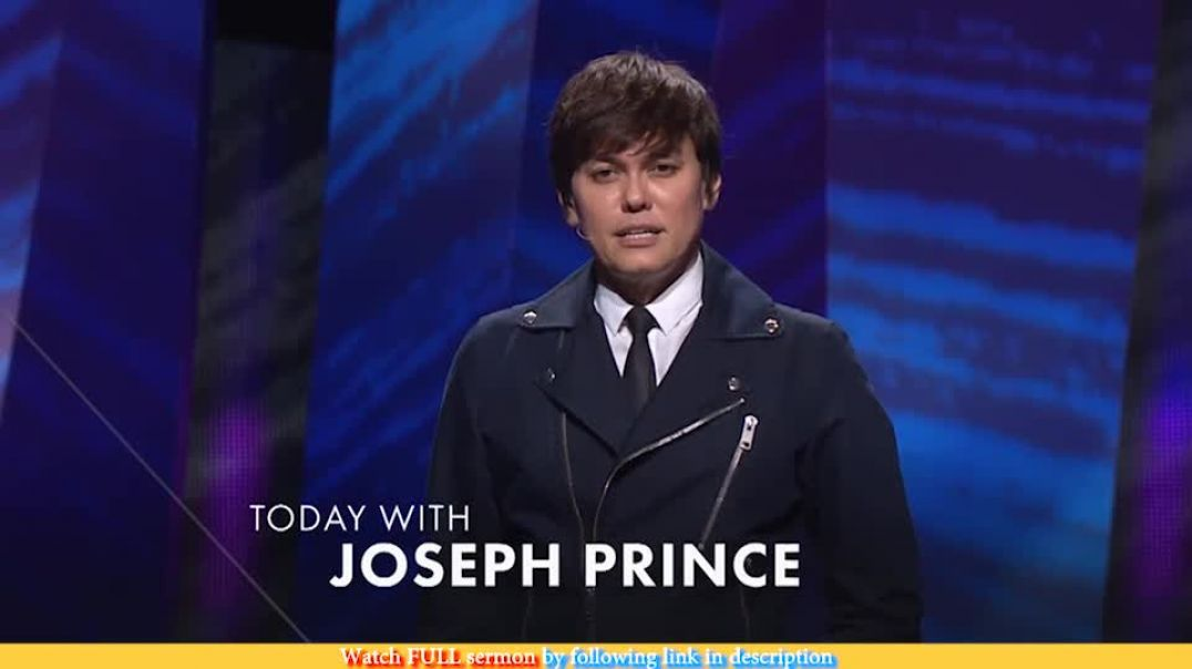Joseph Prince — Live Long, Live Strong (3 of 3)