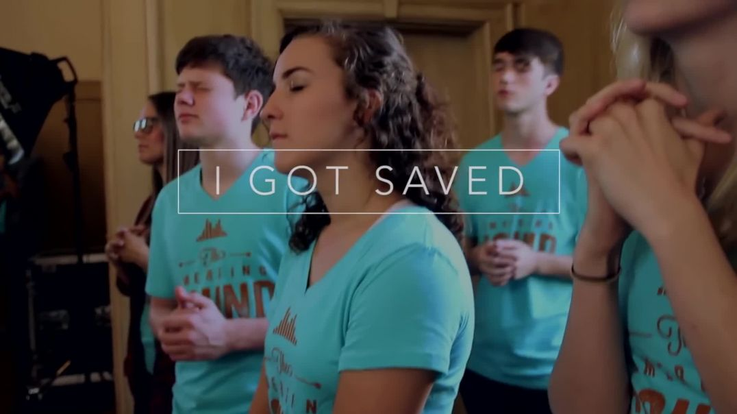 I Got Saved (Ft Corey Voss, Charity Gayle, Crystal Yates)