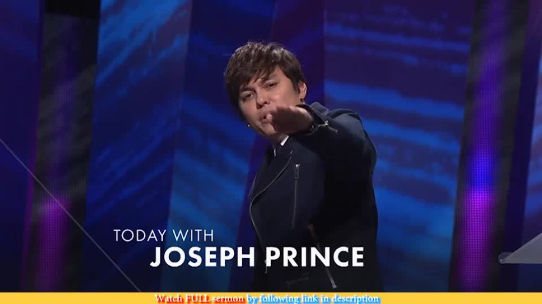 Joseph Prince — Live Long, Live Strong (2 of 3)