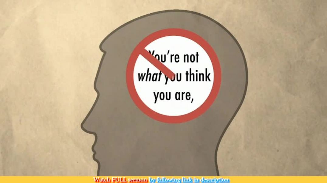 David Jeremiah — You Are Not What You Think You Are, but What You Think... You Are