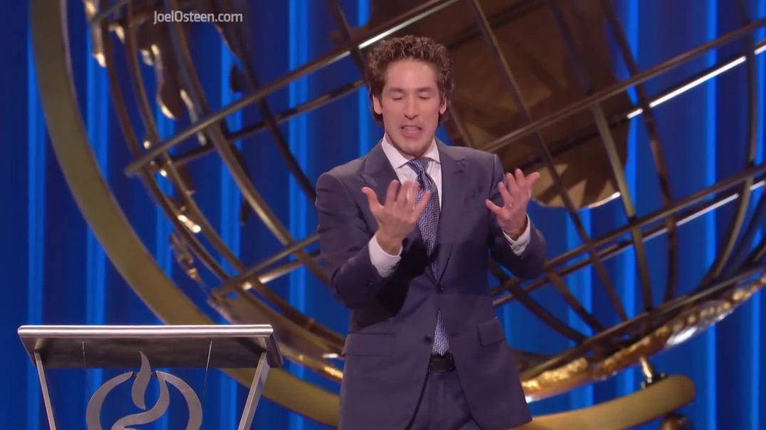 Joel Osteen - Coming Out Better
