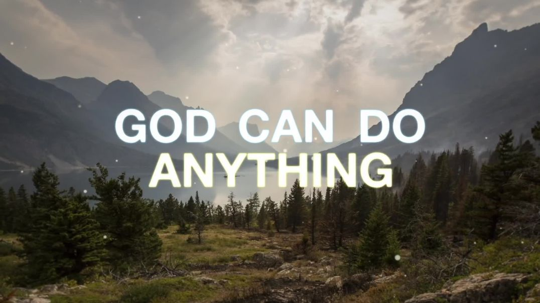 VaShawn Mitchell - God Can Do Anything