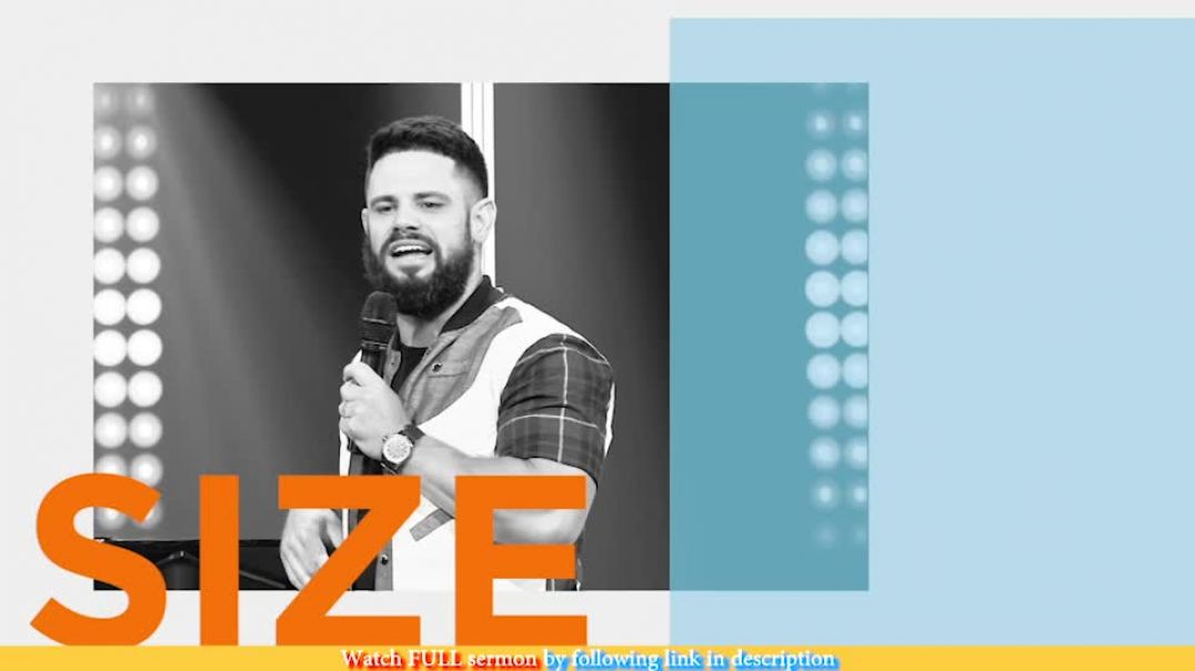 Steven Furtick — Frozen Oil and Chosen Vessels