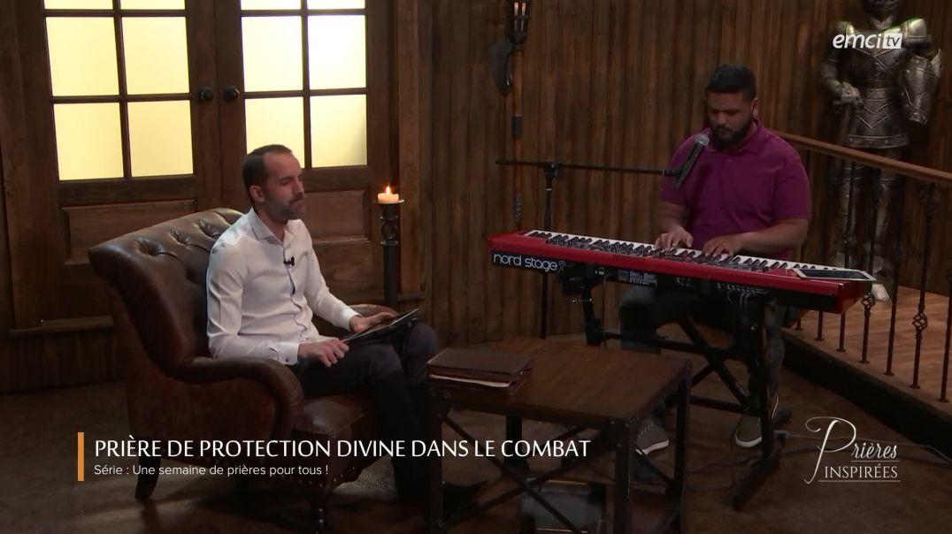 Prière de protection divine dans le combat