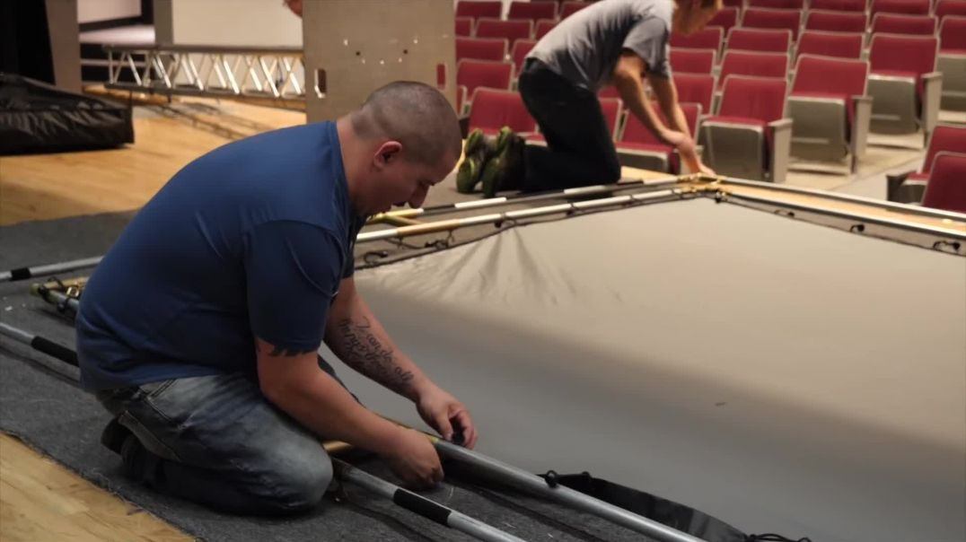 Budget-Friendly Projector and Screen for Churches