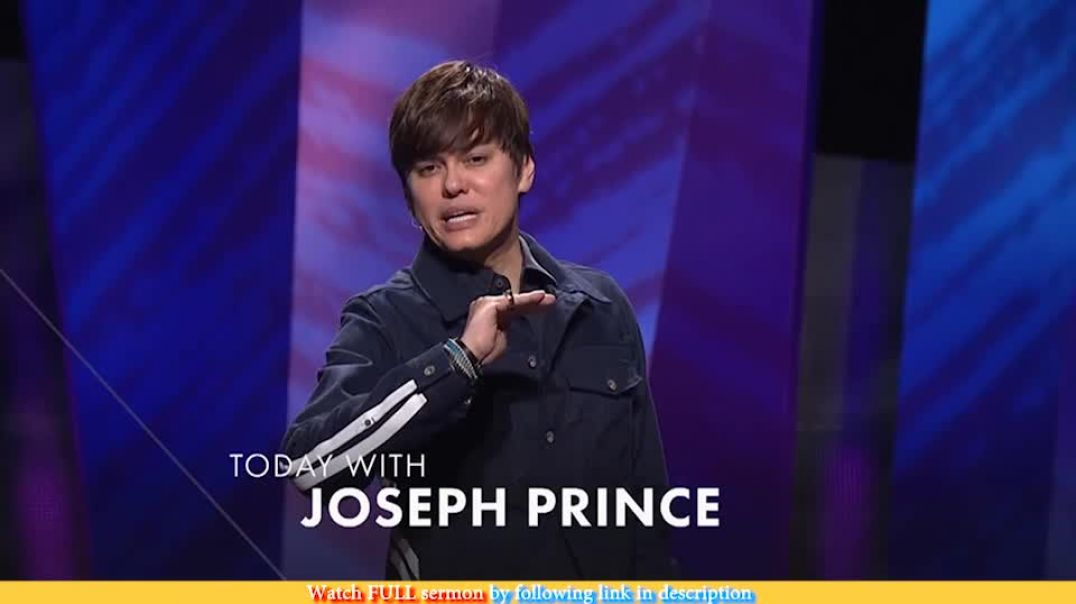 Joseph Prince — A Fresh Revelation Of The Communion Brings Healing