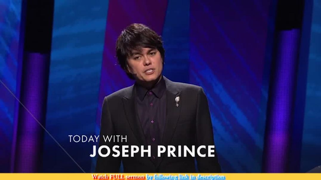 Joseph Prince — Expect A Harvest Of Blessings