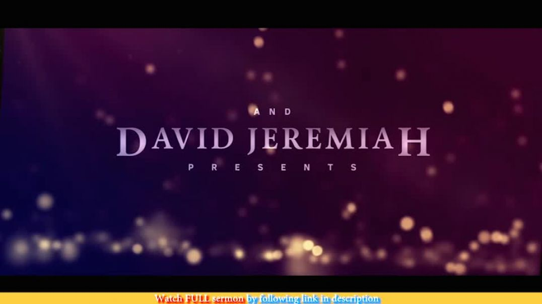 David Jeremiah — The Herald